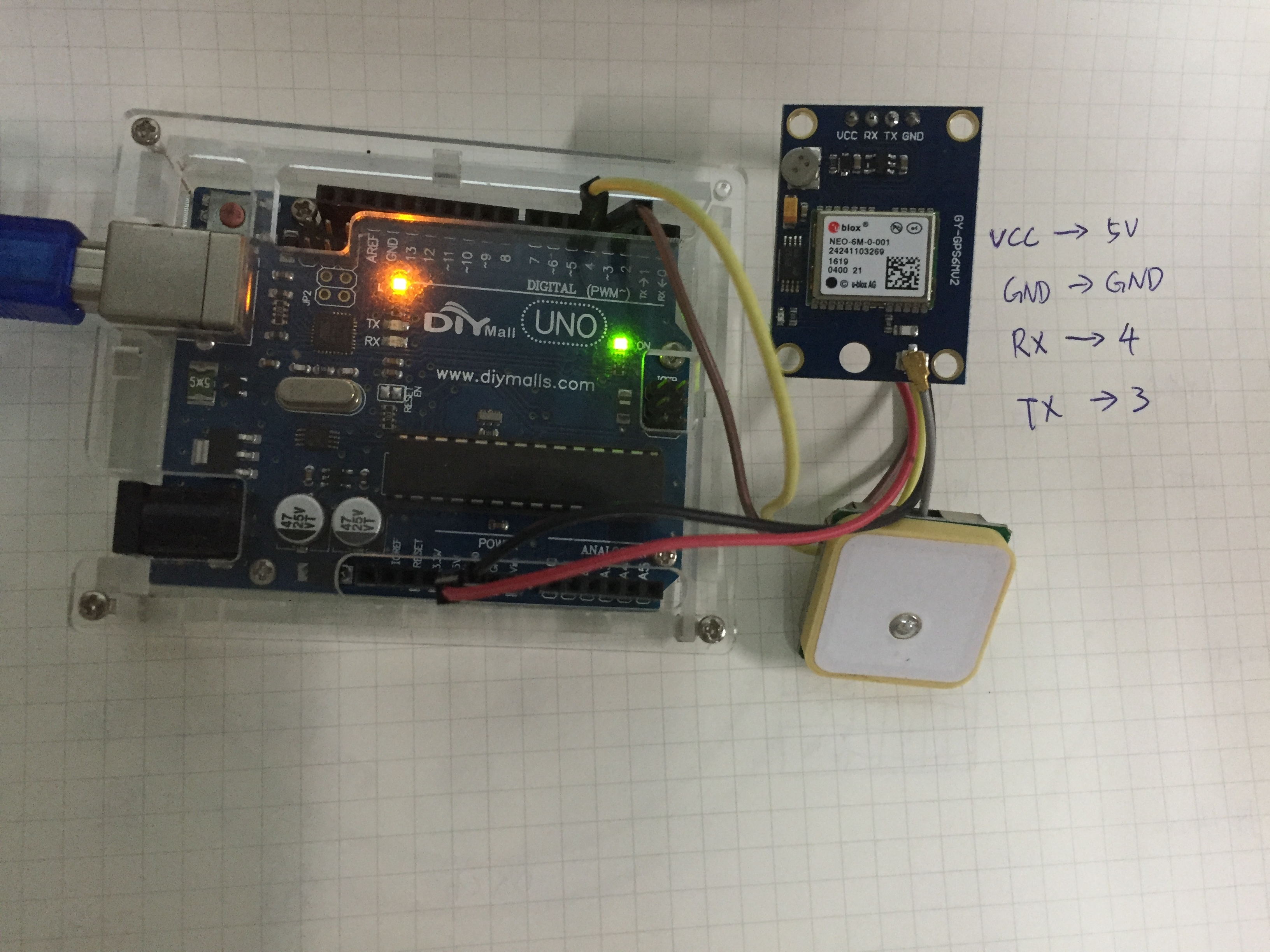 A best GPS module for Arduino allows you to calculate the exact coordination, time, and date of your location and the destination you want to reach.